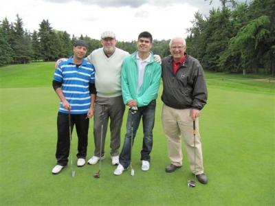 2011 Dave Jillings Golf Tournament
